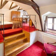 Hotel Waldstein 4* Улучшенный номер с различными типами кроватей фото 8