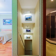 Гостиница Белый Грифон Люкс с различными типами кроватей фото 9