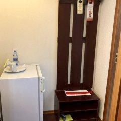 Гостиница Гранд Уют 4* 1-я категория Номер Комфорт двуспальная кровать фото 4