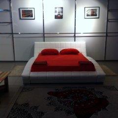 Megapolis Hotel 3* Улучшенные апартаменты с различными типами кроватей фото 2