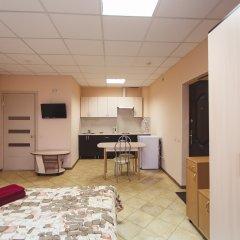 Гостиница Аврора Улучшенные апартаменты с различными типами кроватей фото 2