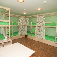 Хостел ВАМкНАМ Захарьевская Кровать в женском общем номере с двухъярусной кроватью фото 3