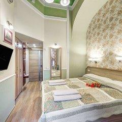 Гостиница Авита Красные Ворота 2* Номер Комфорт разные типы кроватей фото 7