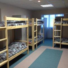 Хостел 4&4 Кровать в общем номере