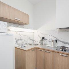 Апарт-Отель Бревис 3* Апартаменты с различными типами кроватей фото 19