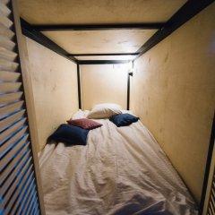 Хостел Fabrika Moscow Кровать в женском общем номере с двухъярусными кроватями фото 2