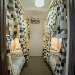 Отель Жилое помещение Рус Таганка Кровать в общем номере фото 4
