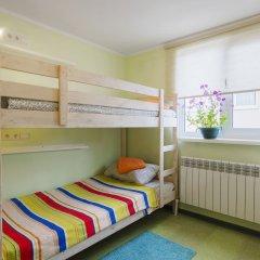 Хостел Олимп Кровать в мужском общем номере с двухъярусной кроватью фото 3