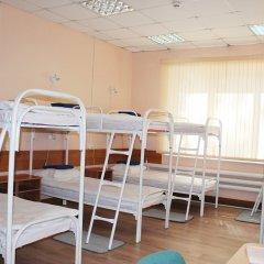 Хостел Бор на Волге Кровать в общем номере двухъярусные кровати фото 8