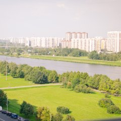 Апартаменты в Братеево балкон