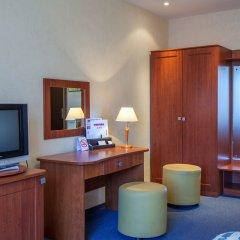 Гостиница Мармара 3* Улучшенный номер с различными типами кроватей фото 5