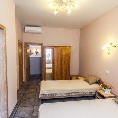 Мини-Отель Меланж Стандартный номер с различными типами кроватей фото 13