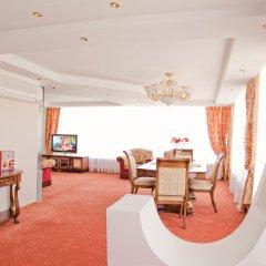 Гостиница Евроотель Ставрополь 4* Представительский люкс с разными типами кроватей