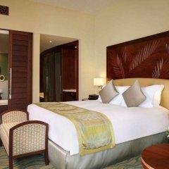 Отель Sofitel Dubai Jumeirah Beach 5* Улучшенный номер с различными типами кроватей фото 2