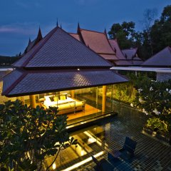 Banyan Tree Phuket Hotel 5* Вилла Премиум разные типы кроватей фото 26