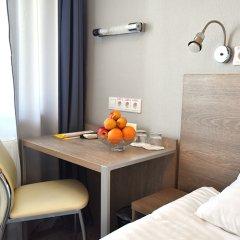 Гостиница Атлантика (бывш. Оптима) 3* Стандартный номер с различными типами кроватей фото 16