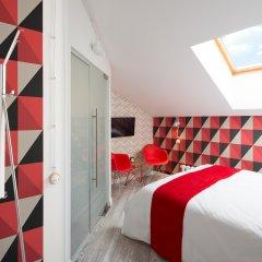 Арт отель Че Стандартный номер с различными типами кроватей фото 8