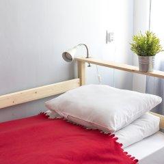Хостел Bla Bla Hostel Rostov Кровать в мужском общем номере с двухъярусной кроватью фото 3