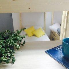 Хостел Dom Кровать в мужском общем номере с двухъярусными кроватями фото 3