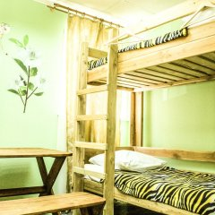 Гостиница Cityhostel Кровать в общем номере с двухъярусной кроватью фото 2