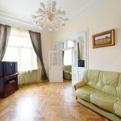 Апартаменты на Смоленской комната для гостей фото 4