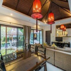 Отель The Bell Pool Villa Resort Phuket 5* Вилла с различными типами кроватей фото 6