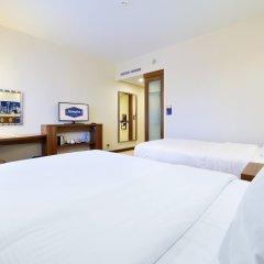 Гостиница Hampton by Hilton Волгоград Профсоюзная 4* Стандартный номер с различными типами кроватей фото 2