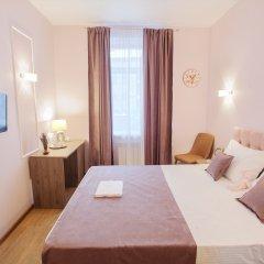 Мини-Отель Фар-фал-ле Стандартный номер с различными типами кроватей фото 3