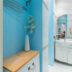 Апартаменты LikeHome Апартаменты Тверская Улучшенные апартаменты разные типы кроватей фото 27