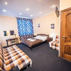 Мини-гостиница Авиамоторная 2* Номер Комфорт с различными типами кроватей