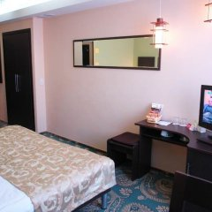 Гостиница Измайлово Альфа Сигма плюс 4* Стандартный номер с различными типами кроватей фото 5