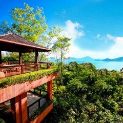 Sri Panwa Phuket Luxury Pool Villa Hotel 5* Вилла с различными типами кроватей фото 49