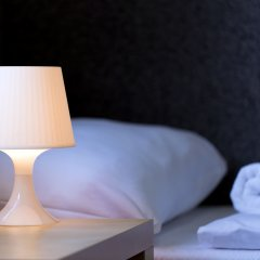 Хостел Seven Prague Номер с общей ванной комнатой с различными типами кроватей (общая ванная комната) фото 5