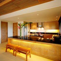 Sri Panwa Phuket Luxury Pool Villa Hotel 5* Вилла с различными типами кроватей фото 24