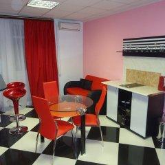 Megapolis Hotel 3* Апартаменты с различными типами кроватей фото 4
