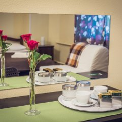 Мини-гостиница Авиамоторная 2* Номер Комфорт с различными типами кроватей фото 4
