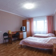 Гостиница Спутник 2* Номер Эконом разные типы кроватей (общая ванная комната) фото 8