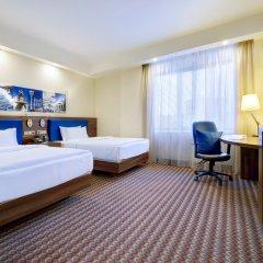 Гостиница Hampton by Hilton Волгоград Профсоюзная 4* Стандартный номер с различными типами кроватей фото 9