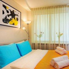 Апартаменты LuxHaus комната для гостей фото 2