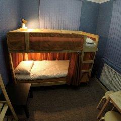 Гостиница Майкоп Сити Кровать в общем номере с двухъярусной кроватью фото 19