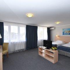 Гостиница Атлантика (бывш. Оптима) 3* Стандартный номер с различными типами кроватей фото 18