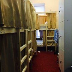 Centeral Hotel & Hostel Кровать в женском общем номере