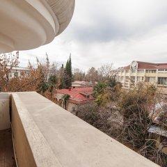 Гостиница Централ Хостел Сочи в Сочи 10 отзывов об отеле, цены и фото номеров - забронировать гостиницу Централ Хостел Сочи онлайн балкон