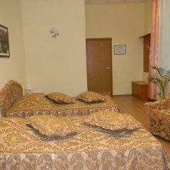 Мини-Отель на Сухаревской Стандартный номер с разными типами кроватей фото 12