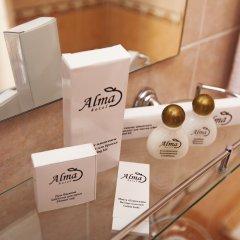 Гостиница Алма 3* Номер категории Эконом с различными типами кроватей фото 29