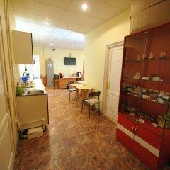 Хостел Архитектор Кровать в общем номере с двухъярусной кроватью фото 11
