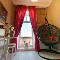 Гостиница Art Nuvo Palace 4* Улучшенный номер с различными типами кроватей фото 9