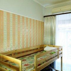 Мини отель Милерон Кровать в общем номере фото 11