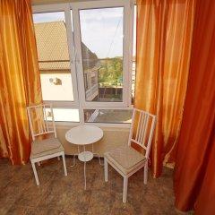 Парк-отель ДжазЛоо 3* Стандартный семейный номер с разными типами кроватей фото 10