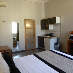 Апарт-Отель Ajoupa 2* Стандартный номер с различными типами кроватей фото 8